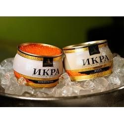 500g Premium Gorbuscha und Keta Kaviar