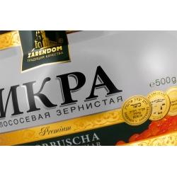 Lachskaviar Gorbuscha Zarendom® Premium 500g