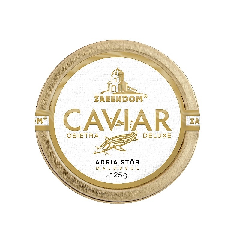 Zarendom® Kaviar vom Adria Stör 125g