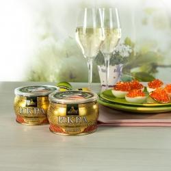 Gorbuscha-Lachskaviar Gold 250 g