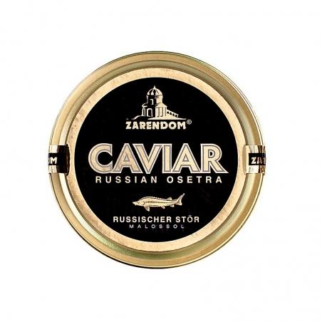 Zarendom® Kaviar vom Russischen Stör 50g