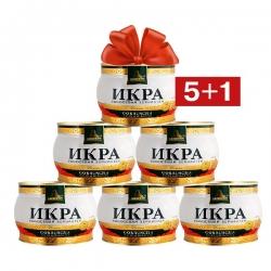 5+1 Zarendom Premium Gorbuscha Kaviar 250 g