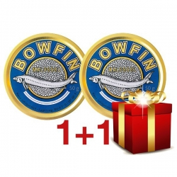 1+1 Bowfin Kaviar 50 g