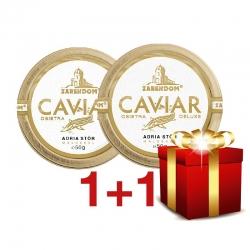 1+1 Zarendom® Kaviar vom Adria Stör 50g