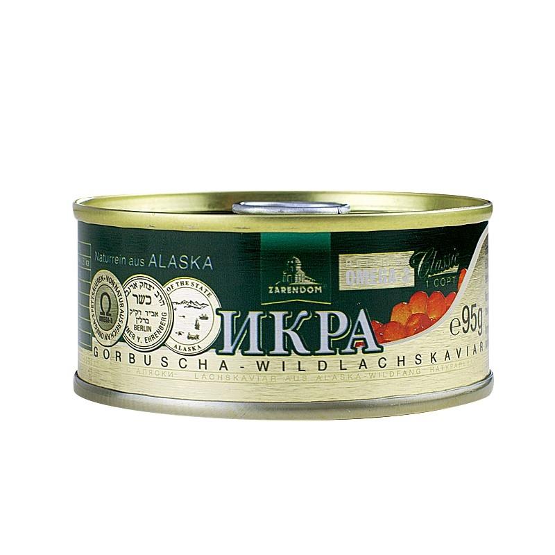 Buckellachs Kaviar 95 g - Zarendom Classic