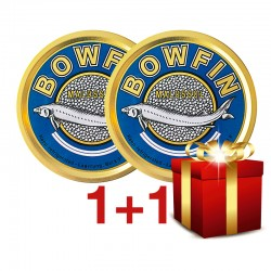 1+1 Bowfin Kaviar 125g