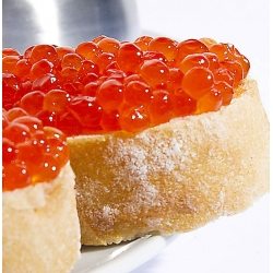 Buckel Lachs Kaviar 250g - Zarendom