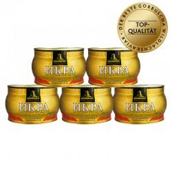 Gorbuscha-Lachskaviar  Zarendom® Premium Gold 5x 400 g