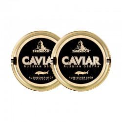 1+1 Zarendom Kaviar vom Russischen Stör 50g