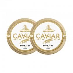 1+1 Zarendom Kaviar vom Adria Stör 50g